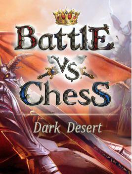 Battle vs Chess: Mroczna Pustynia DLC