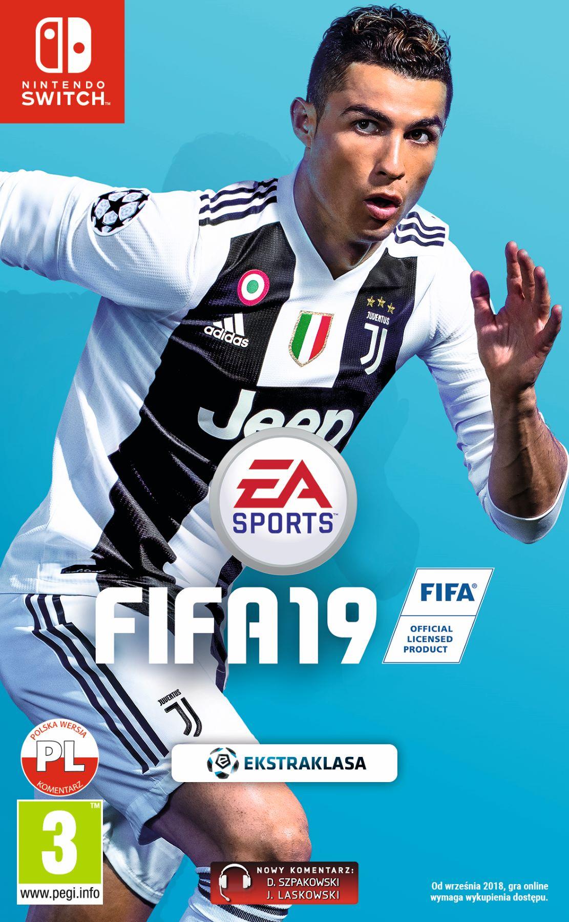 FIFA 19 (Switch) PL