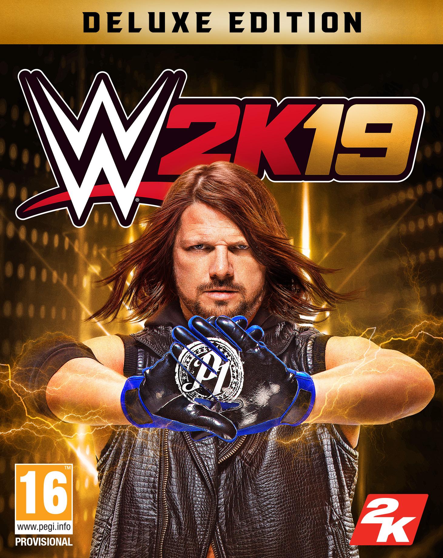 WWE 2K19 Deluxe (PC) DIGITAL