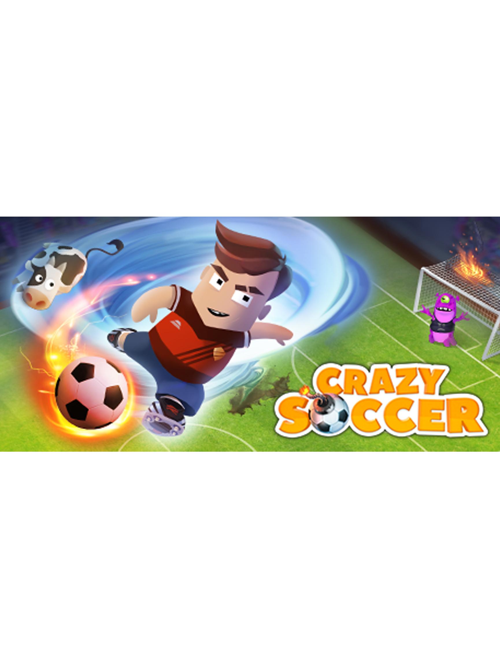 Crazy Soccer (PC) DIGITÁLIS