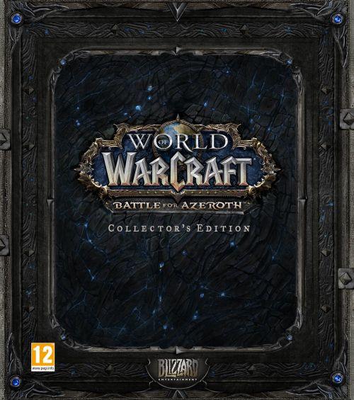 World of Warcraft: Battle for Azeroth - Edycja Kolekcjonerska (PC)
