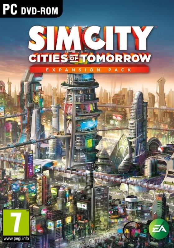 SimCity: Miasta Przyszłości (PC/MAC) klucz Origin