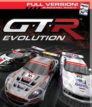 GTR Evolution + Race07 (PC) klucz Steam