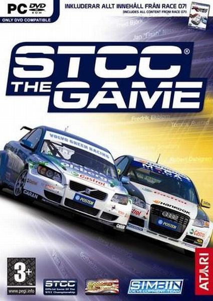 STCC - The Game + Race 07 (PC) DIGITAL