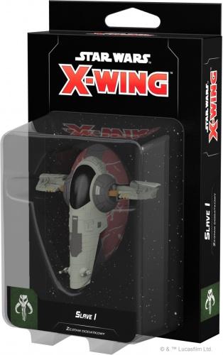 Star Wars: X-Wing - Slave I (druga edycja)