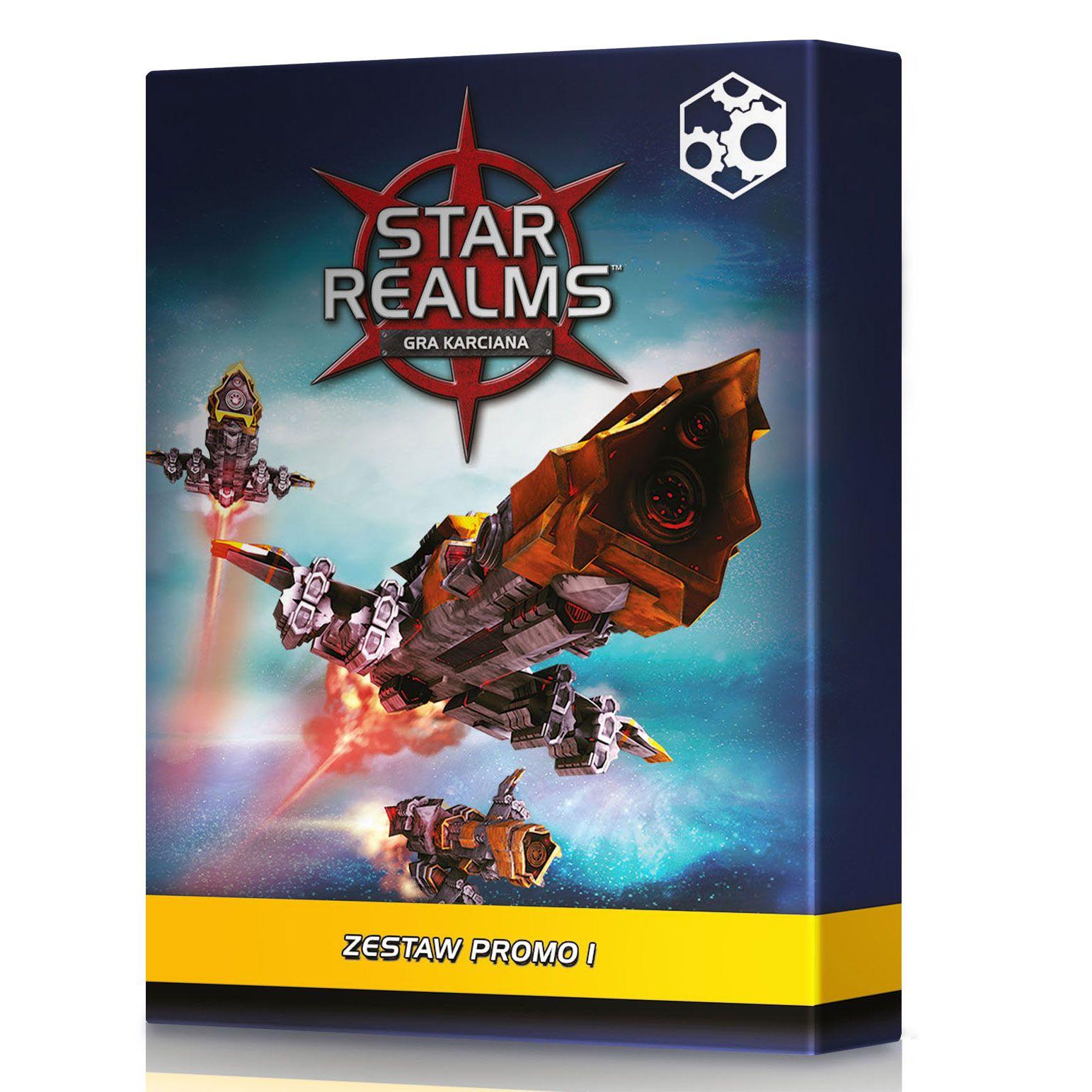 Star Realms: Zestaw Promo 1 (Gra Karciana)