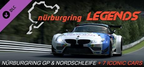 RaceRoom - Nürburgring Legends (PC) DIGITAL