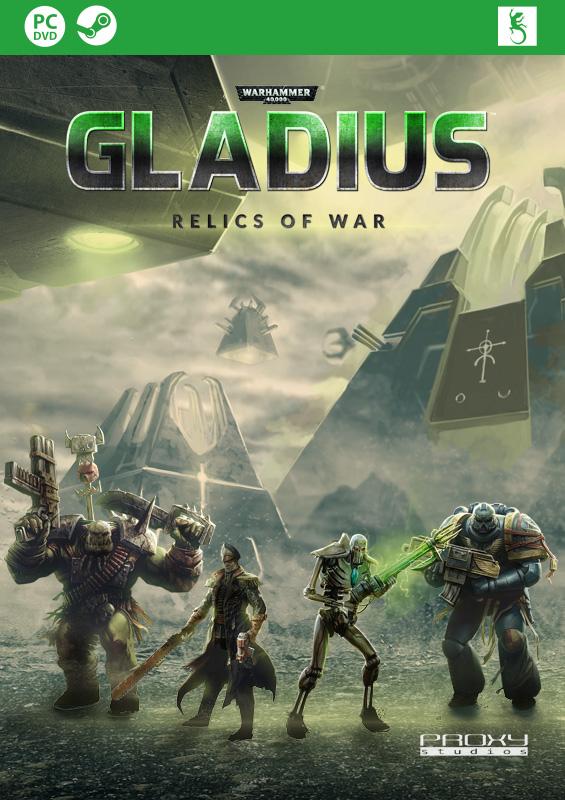 Warhammer 40,000: Gladius - Relics of War (PC) DIGITÁLIS