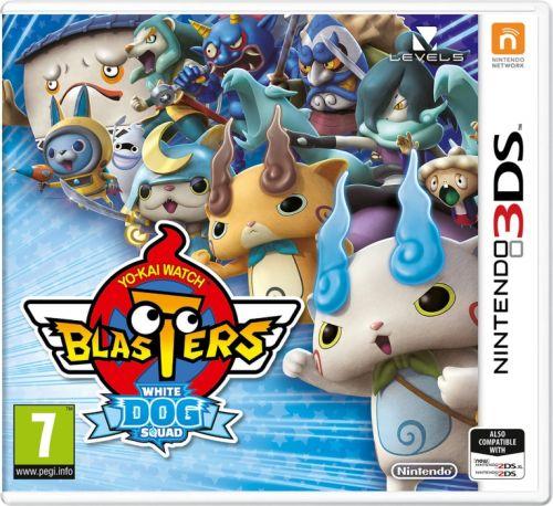 YO-KAI WATCH Blasters White Dog (3DS)