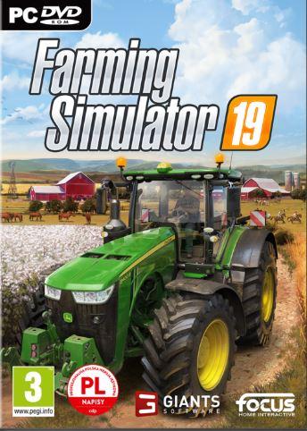 Farming Simulator 19 (PC) PL