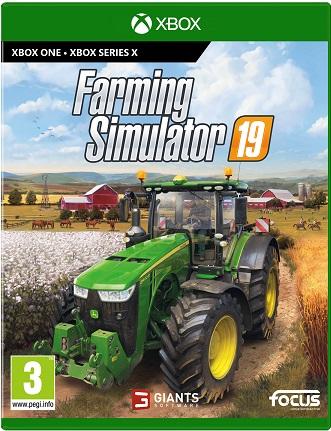 Farming Simulator 19 (XOne) PL