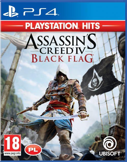 Assassin's Creed IV Black Flag PLAYSTATION HITS (PS4) PL