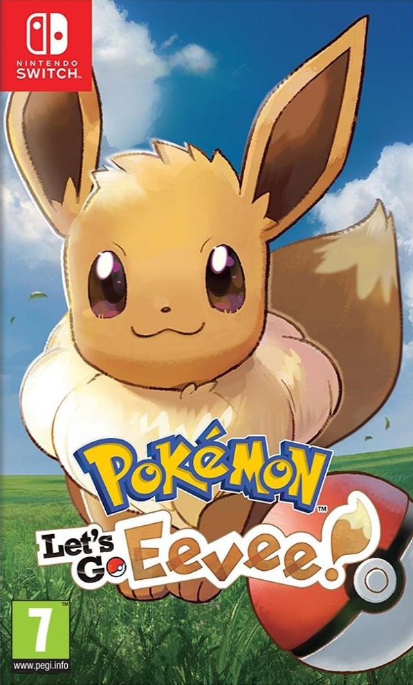 Pokémon Let's Go Eevee! (Switch)