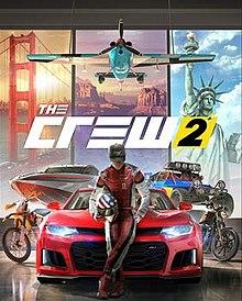 The Crew 2 (PC) klucz Uplay