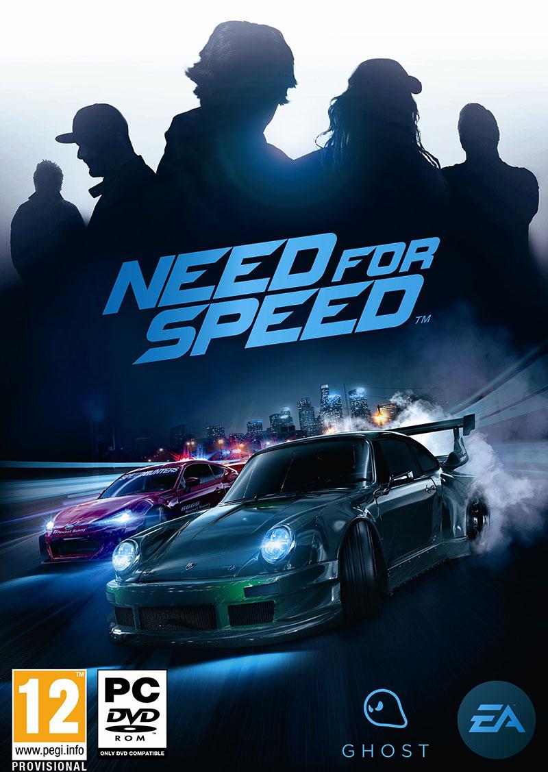 Need For Speed (PC) klucz Origin