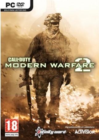 Call of Duty: Modern Warfare 2 (PC) klucz Steam
