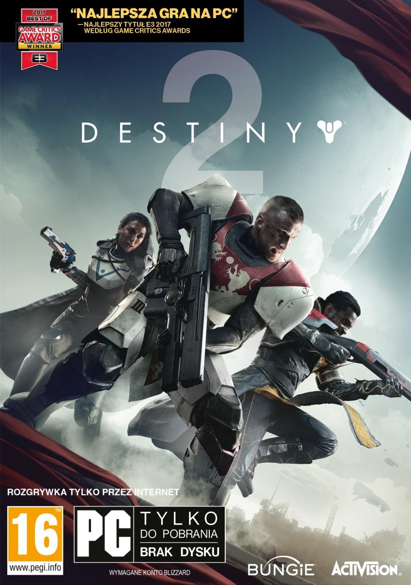 Destiny 2 (PC) PL/ANG DIGITAL