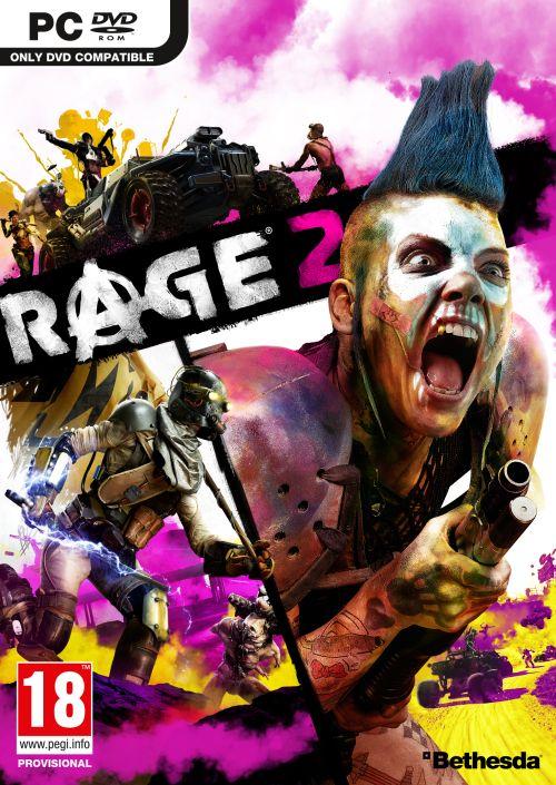 Rage 2 Edycja Kolekcjonerska (PC) PL