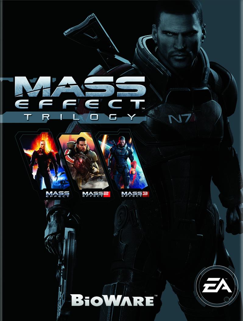 Mass Effect Trilogy (PC) klucz Origin