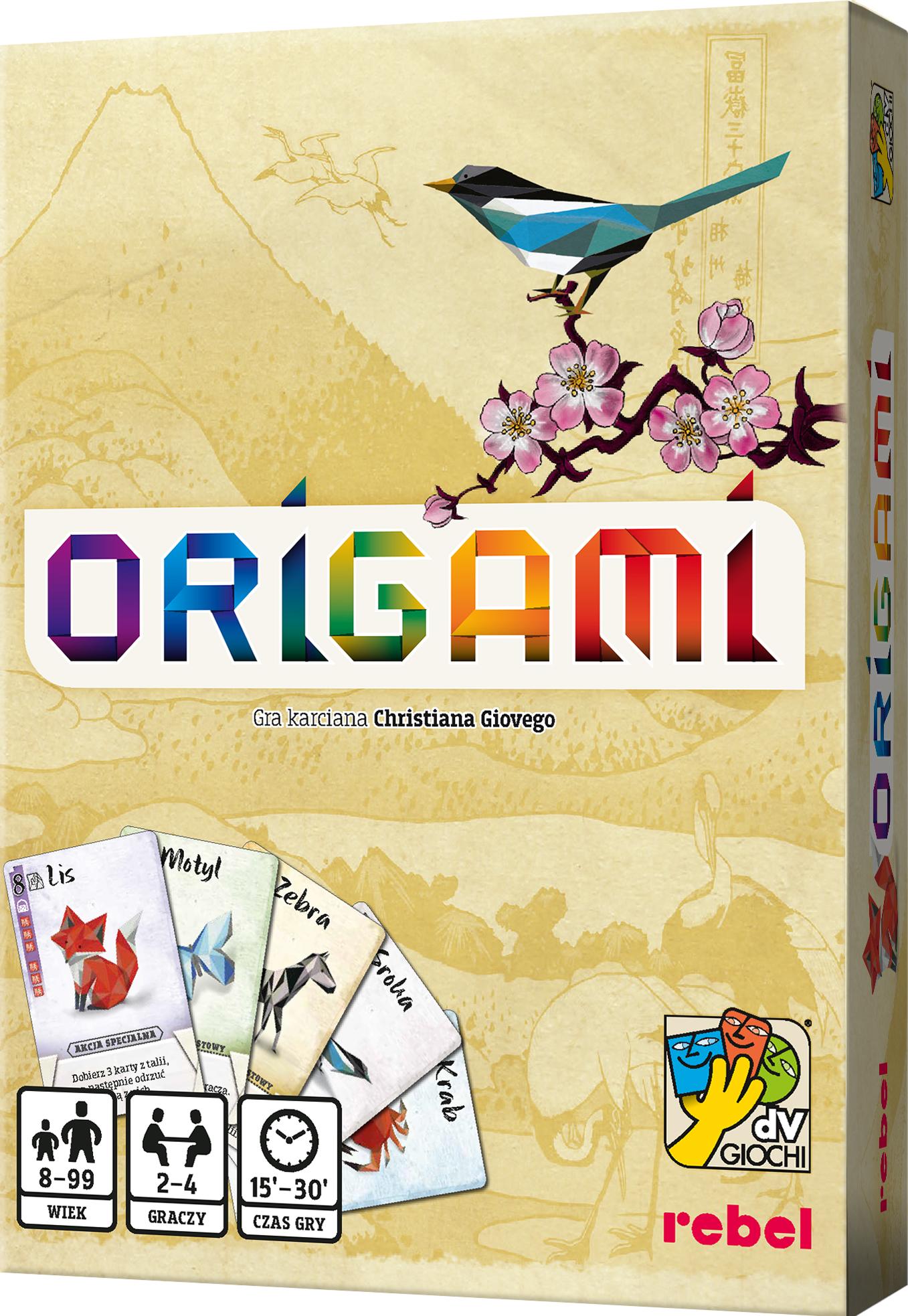 Origami (Gra Karciana)