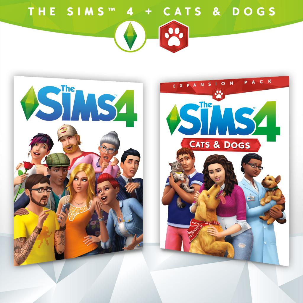 The Sims 4 + Dodatek Psy i Koty (PC) klucz Origin