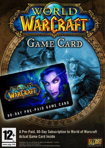 World of Warcraft - prepaid 60 dni
