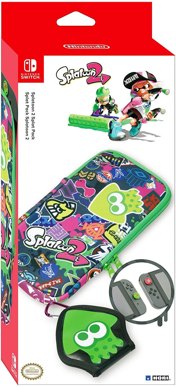 Splatoon 2 Splat Pack for Nintendo Switch