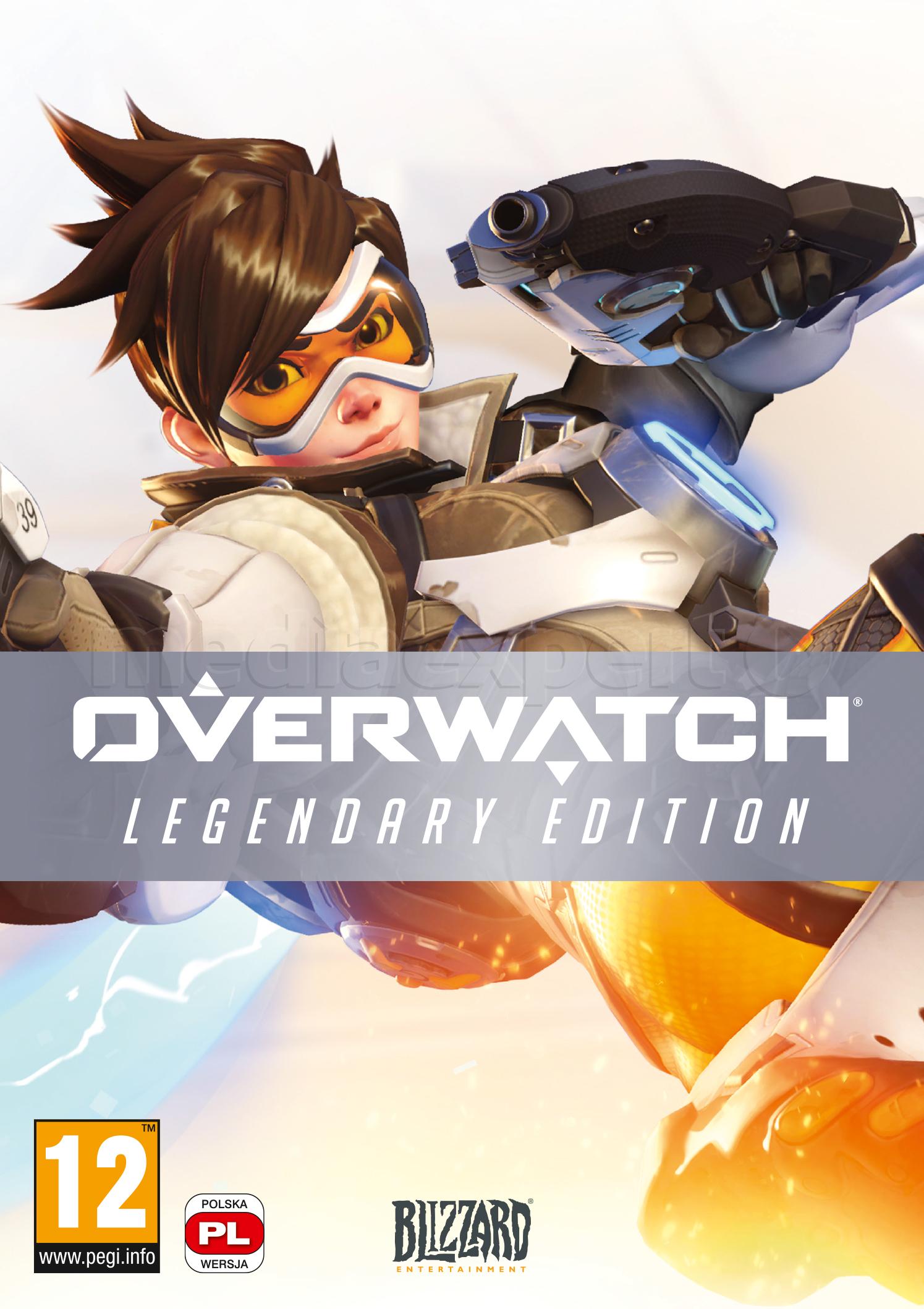 Overwatch - Legendary Edition (PC) PL DIGITAL