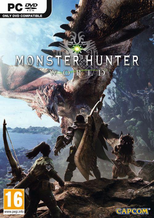 Monster Hunter: World (PC) PL klucz Steam