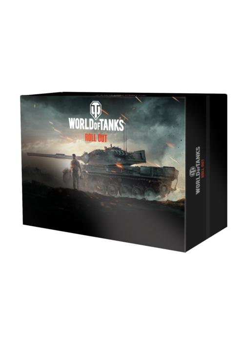 WORLD OF TANKS - Edycja Kolekcjonerska (PC, PS4, XOne)