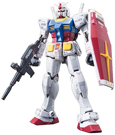RG 1/144 RX-78-2 GUNDAM (Figurka)