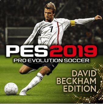 Pro Evolution Soccer 2019 David Beckham Edition (PC) klucz Steam