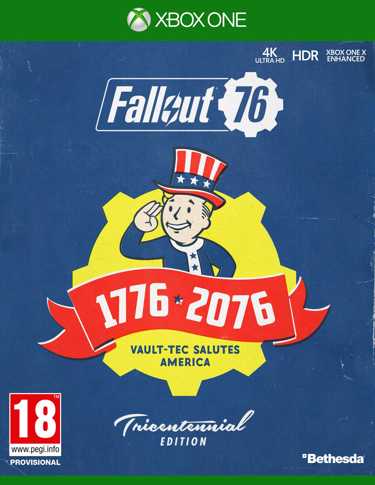 Fallout 76 Tricentennial Edition (XOne) + B.E.T.A.