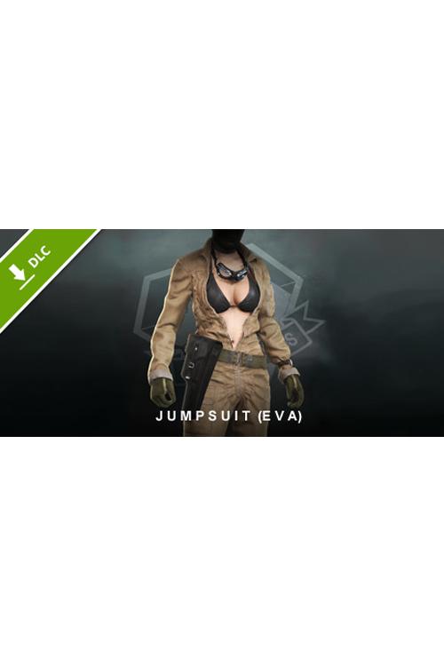Metal Gear Solid V: The Phantom Pain - Jumpsuit (EVA) DLC (PC) DIGITÁLIS