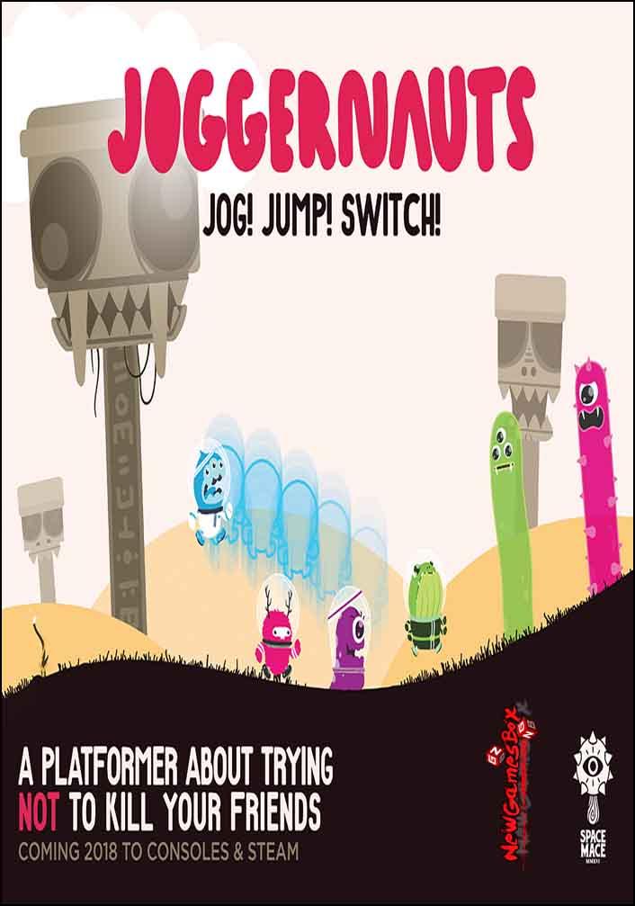 Joggernauts (PC) klucz Steam