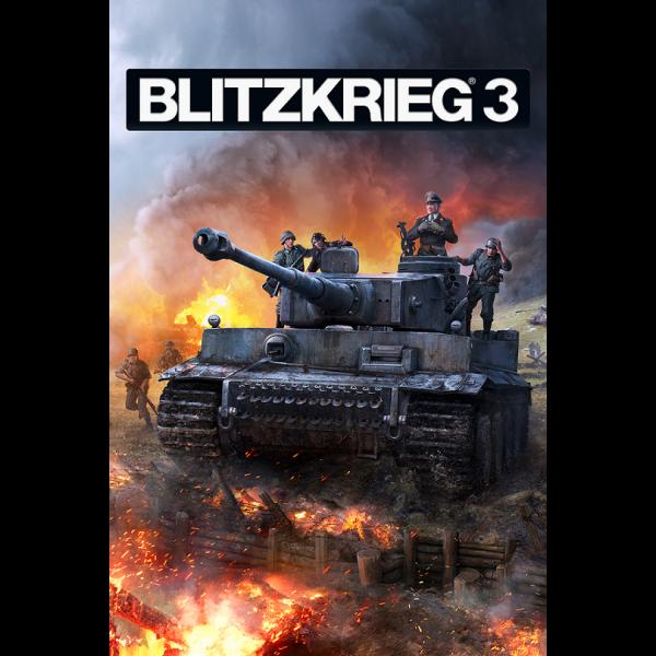 Blitzkrieg 3 Deluxe Edition (PC) klucz Steam