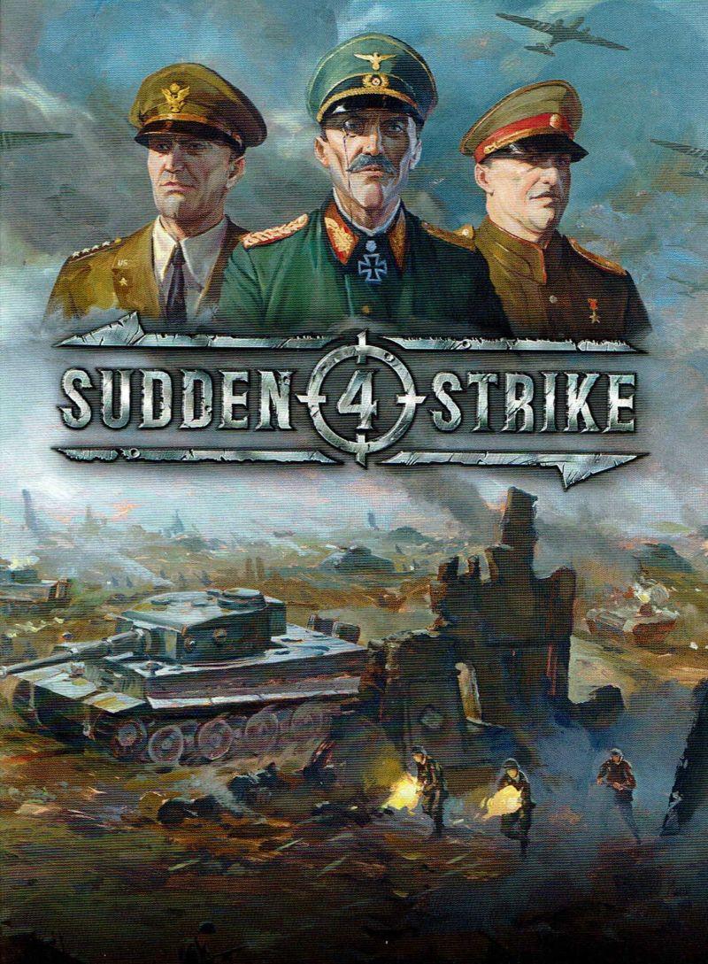 Sudden Strike 4 (PC) PL klucz Steam
