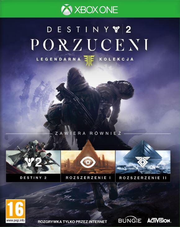 Destiny 2: Porzuceni Legendarna Kolekcja (XONE)