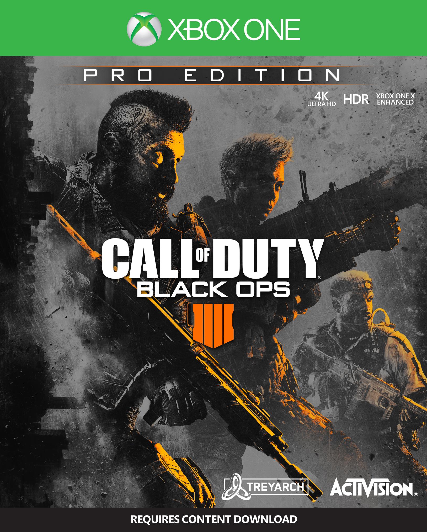 Call of Duty: Black Ops 4 PRO EDITION (XOne)