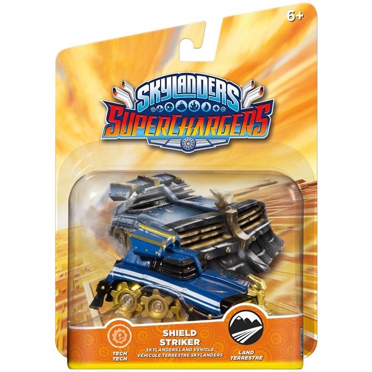 Skylanders Superchargers Pojazd - Shield Striker (Figurka)