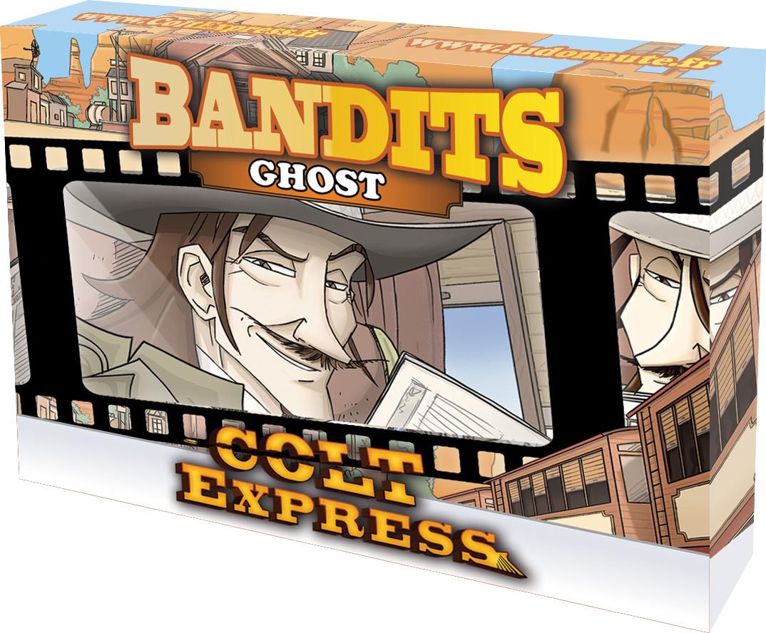 Colt Express Bandits - Ghost (Gra planszowa)