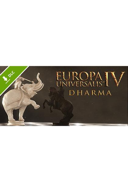 Europa Universalis IV: Dharma (PC) DIGITAL
