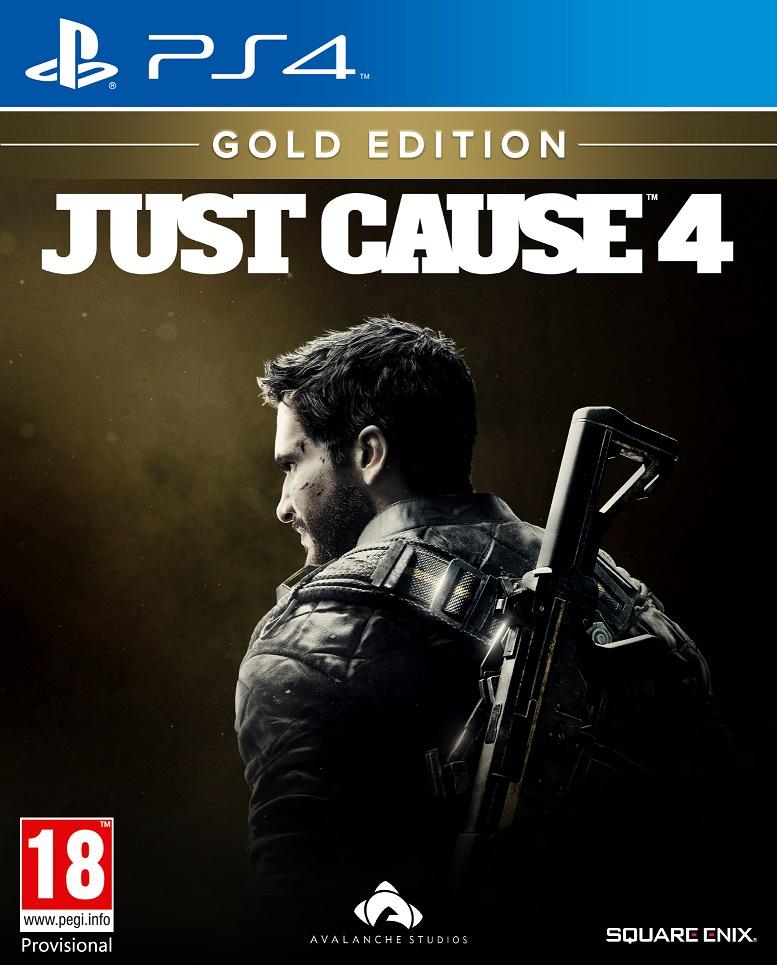 Just Cause 4 Złota Edycja (PS4)