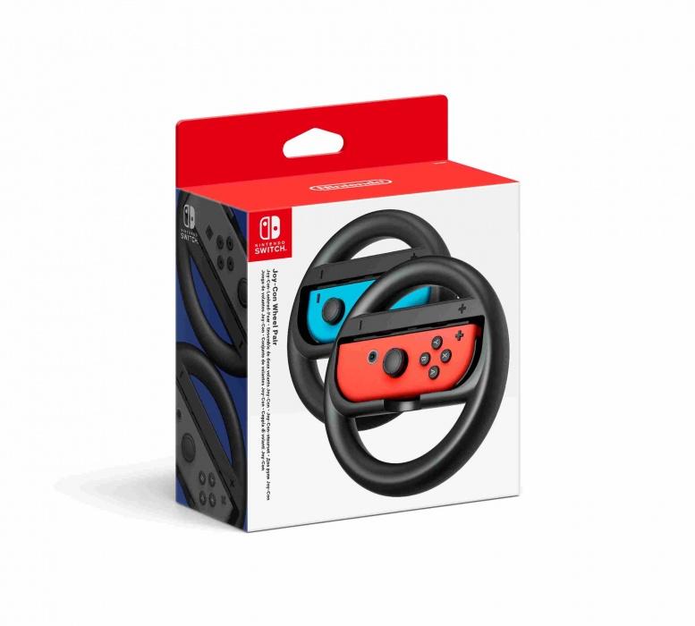 Kierownica Nintendo Switch Joy-Con Wheel (Switch) + Brelok