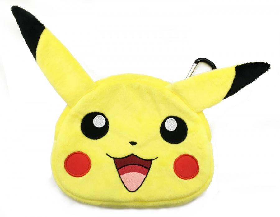 Universal Plush Pouch Pikachu (3DS)
