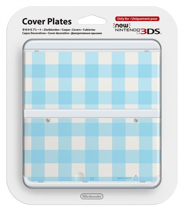 Wymienna nakładka New 3 DS Blue Mix (3DS)