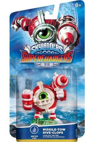 Figurka Skylanders Superchargers Exclusive Clopsxmas