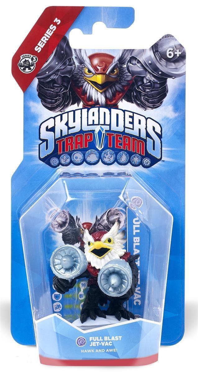 Figurka Skylander Trap Force Jet Vac