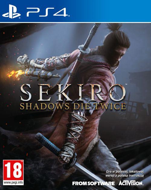 Sekiro: Shadows Die Twice (PS4) PL
