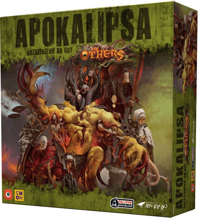 The Others: Apokalipsa (edycja polska) (Gra Planszowa)